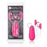 Nipple Play Advanced Vibrating Heated Nipple Teasers