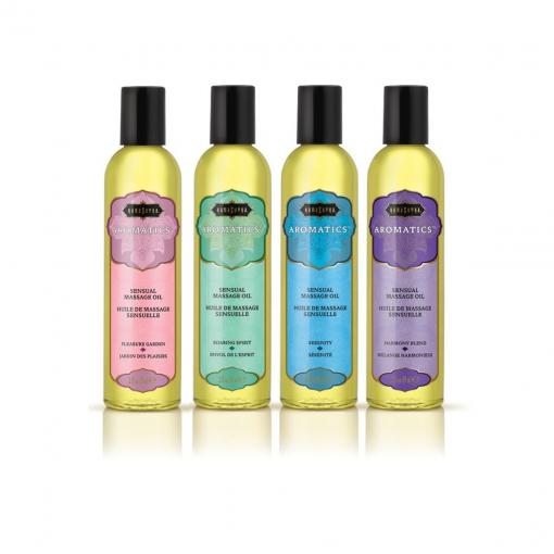 Aromatic Massage Oil (2oz)