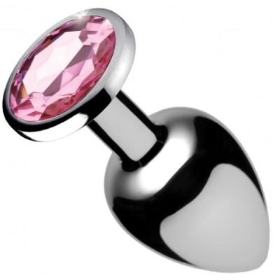 AF631 pink-large anal plug